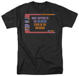 Star Trek-Holodeck Secrets T-shirts