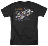Speed Racer-Mach 5 Specs T-shirts