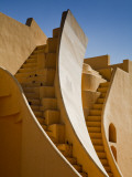 Samrat Yantra at Jantar Mantar Observatory Photographic Print by Kimberley Coole
