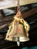 Bhagsu Nag-Temple Bell Photographic Print by John Sones