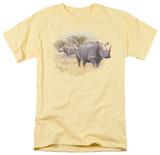 Wildlife - Rhino T-Shirt