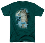 Wildlife - Winter Watch Bobcat Shirt