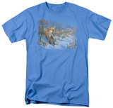 Wildlife - Winter Red Fox T-Shirt