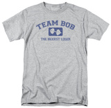 Biggest Loser-Team Bob Athletic T-shirts