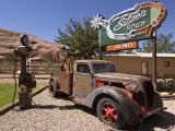 Old Car Fotografisk tryk af John Elk III