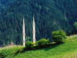 Minarets, Uzungol Photographic Print by Izzet Keribar
