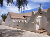 Church of San Pedro De Atacama Photographic Print by Christopher Groenhout