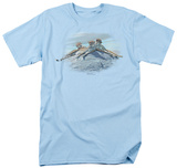 Wildlife - Three Cheetahs T-Shirt