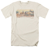Wildlife - Laid Back In The Outback T-shirts