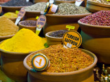 Turkish Saffron, Acting as Natural Viagra, for Sale at Spice Bazaar Photographic Print by George Tsafos
