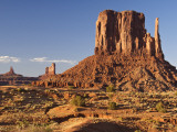 Inner Canyon Landscape, West Mitten Fotografisk tryk af John Elk III