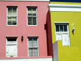 Malay Houses, Wale St., Bokaap Photographic Print by Emily Riddell