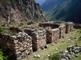 Minor Ruins of Wilkaracay Near the Start of the Inca Trail Photographic Print by Karl Lehmann