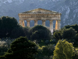 Ruined Greek Doric Temple Photographic Print by Doug McKinlay