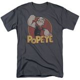 Popeye-Retro Ring T-shirts