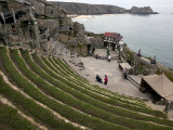 The Cliffside Minack Theatre Photographic Print by Doug McKinlay