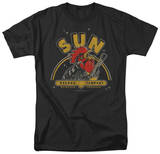 Sun-Rocking Rooster T-shirts