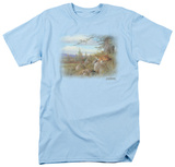 Wildlife - Red Fox And Kits T-Shirt
