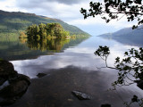 Tarbet Isle on Loch Lomond, Loch Lomond and the Trossachs National Park Photographic Print by Feargus Cooney