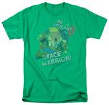 Space Ace-Be Vigilant T-shirts