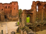 Ruins of Kenilworth Castle Photographic Print by Glenn Beanland