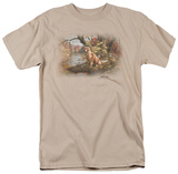 Wildlife - Ready To Go On Shirts