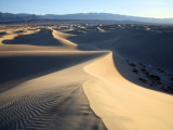 Sand Dunes Near Stovepipe Wells Photographic Print by Feargus Cooney