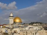 The Dome of the Rock (Masjid Qubbat As-Sakhrah) Photographic Print by Izzet Keribar