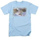 Wildlife - Shadows And Cottontails T-Shirt