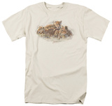 Wildlife - Lion Cubs T-shirts