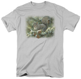 Wildlife - Gray Squirrel T-shirts