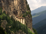 Sumela Monastery Photographic Print by Izzet Keribar