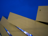 Modern Architecture of Polaria Museum Photographic Print by Olivier Cirendini