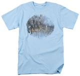 Wildlife - Eastward Bound Coyotes T-shirts