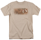 Wildlife - Pointing Quail T-Shirt