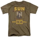 Sun-Sun Ad T-shirts