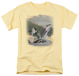 Wildlife - Breaching Orcas T-Shirt