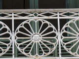 Wrought Iron Detail Photographic Print by Karl Blackwell