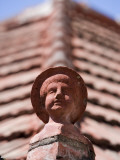 Figurehead Roof Decoration Photographic Print by Holger Leue
