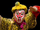 Beijing Opera Performance, Chaoyang Theatre Photographic Print by Greg Elms