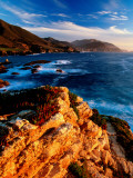 Coast South from Rocky Point Photographic Print by Douglas Steakley