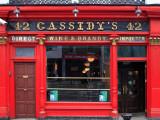 Cassidy's Pub, 42 Lower Camden Street Fotodruck von Eoin Clarke