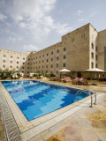 Swimming Pool, Sheraton Aleppo Hotel Photographic Print by Holger Leue