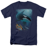 Wildlife - Salmon Hunter Orca T-Shirt