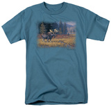 Wildlife - October Moose Shirts