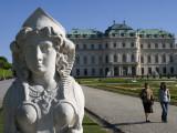 Schloss Belvedere (Belvedere Palace) Photographic Print by Krzysztof Dydynski