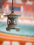 Lantern at Heijin-Jingu Temple Photographic Print by Greg Elms
