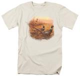 Wildlife - First Alert Pheasants T-shirts