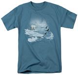 Wildlife - Glacier's Edge T-shirts