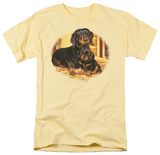 Wildlife - Picture Perfect Dachshunds Shirts